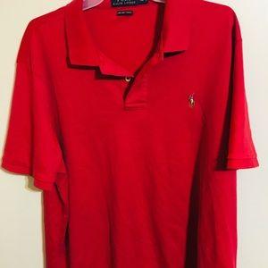 Men's Ralph Lauren  polo shirt nwot xl